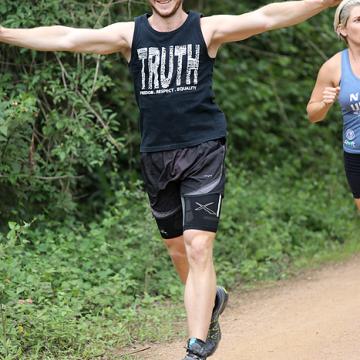 Trail Runs… #lifeoutsidethebox