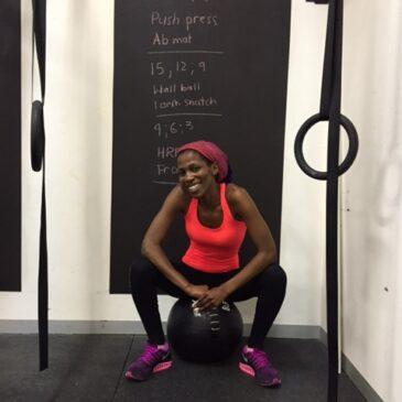 My Fitness Journey- Noncebe Tyala