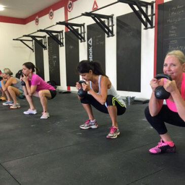 Higher Life CrossFit – WODDING on!