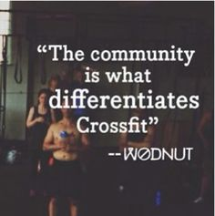 What makes CrossFit different?