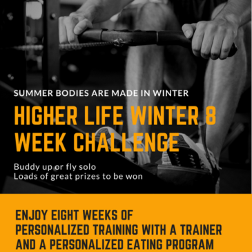8 Week Winter Challenge